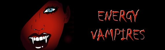 Executive Vitality: Beware of Energy Vampires