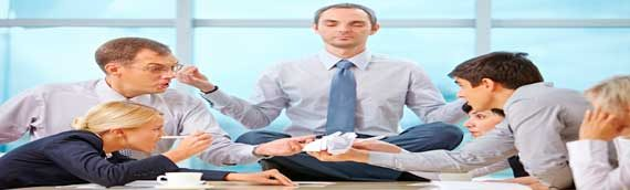 Executive Vitality™: Work Safer—Practice Mindfulness
