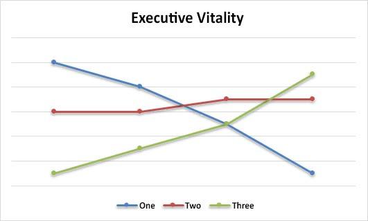 Executive Vitality Graph