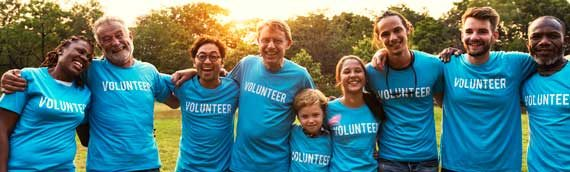 Executive Vitality™: Be a Volunteer